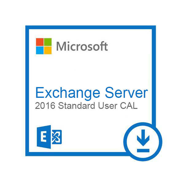 Exchange Server 2016 Standard User CAL | Phần mêm Lộc Phát
